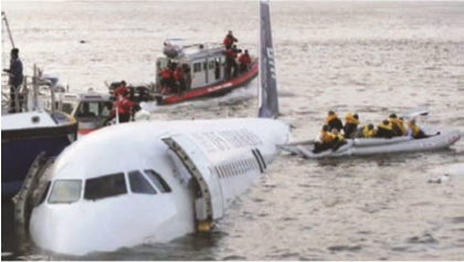 Accidente Ural Airlines 15 ago 2019. Fuente: web