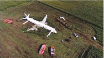 Rescate de los pasajeros del vuelo 1549 US Airways luego del acuatizaje. Fuente: web