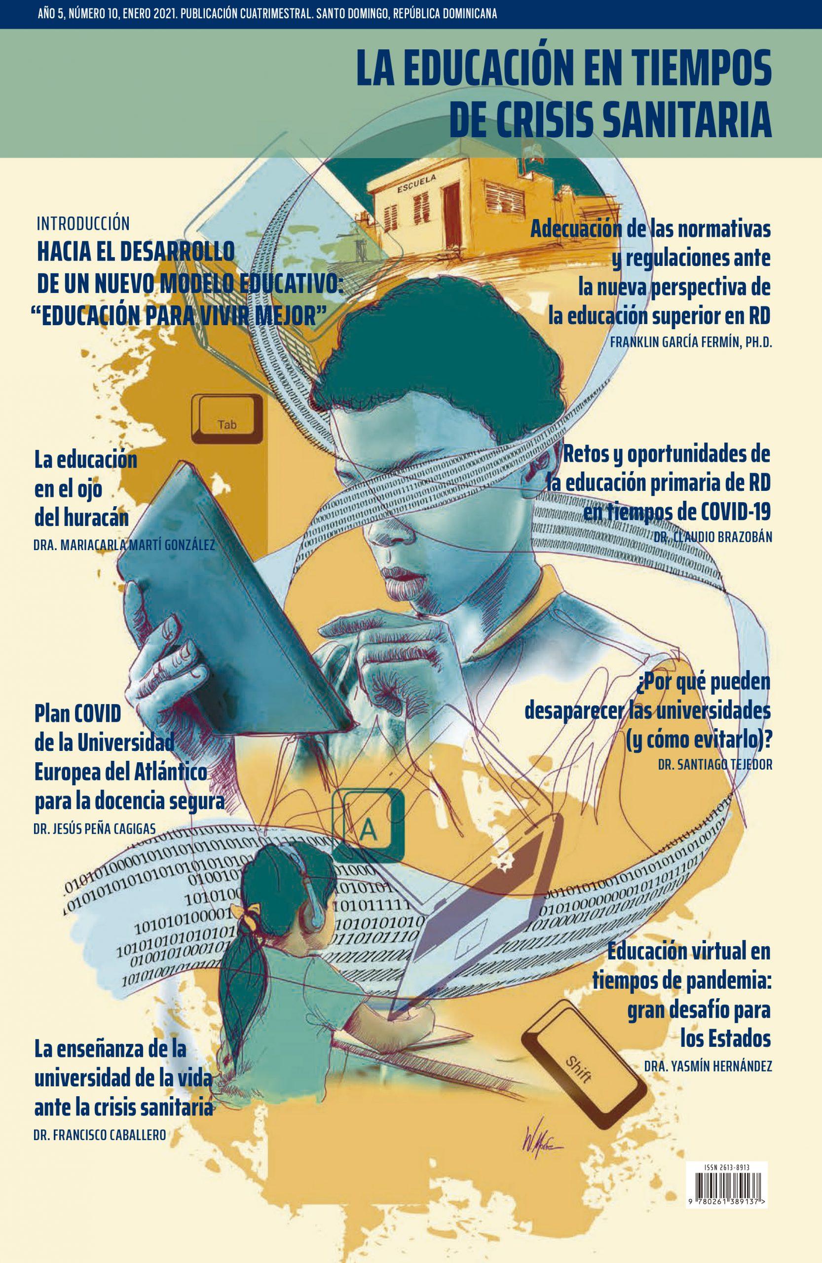 LA EDUCACIÓN EN TIEMPOS DE CRISIS SANITARIA